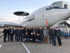 Business Platform Limburg te gast bij Awacs